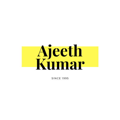 Ajeeth kumar